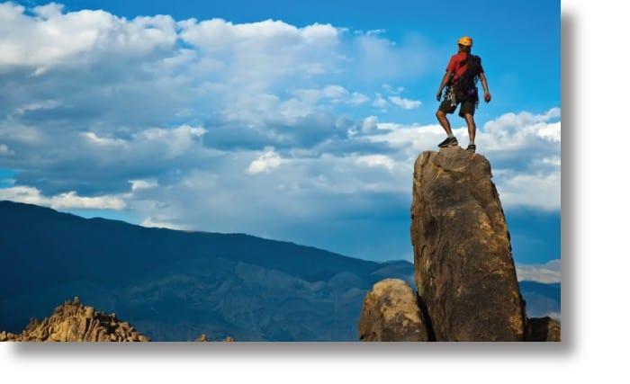 Vivre sans peur - Ce qui est la définition même du courage, avancer malgré la peur, avancer avec la peur. J'arrive aujourd'hui à me reconnaitre là-dedans, je suis un homme courageux.
