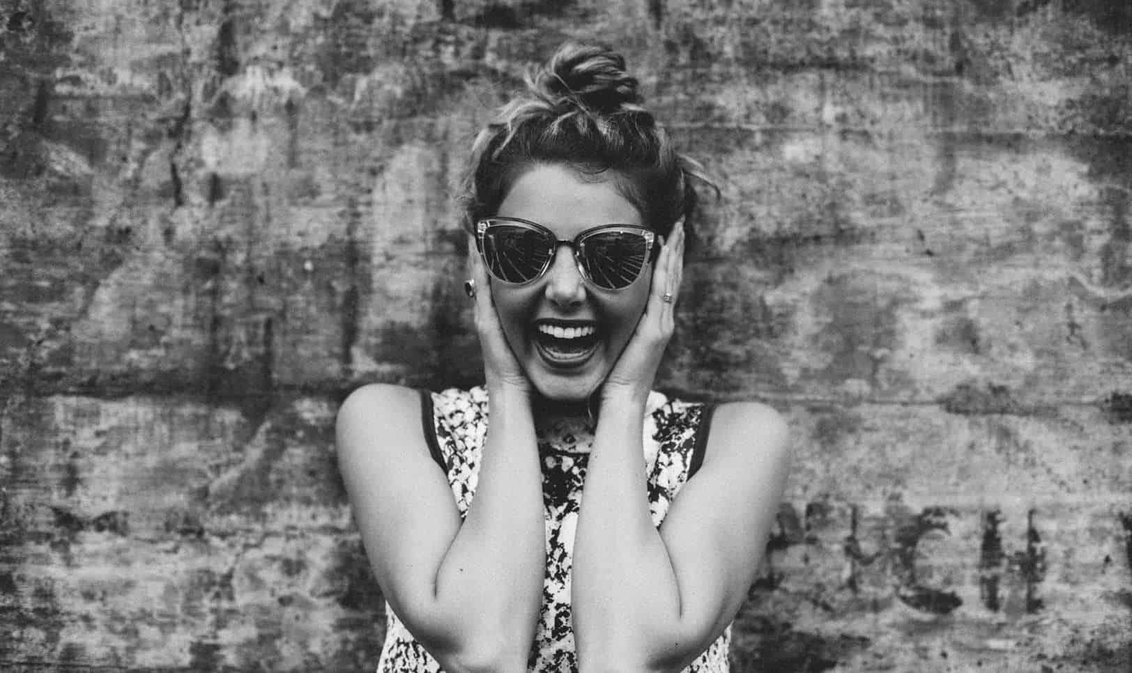 Être authentique c'est s'assumer pleinement, rire à pleinement bouche et pleurer quand c'est ça qui est là pour moi